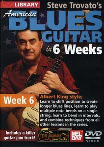 American Blues in 6 Weeks: Week 6
