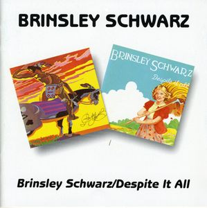 Brinsley Schwarz /  Despite It All [Import]