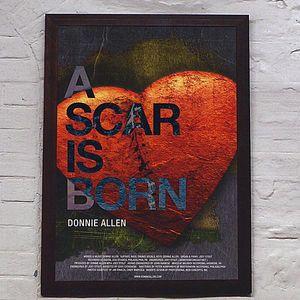 Scar Is Born