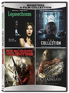 Monsters 4-Film Collection