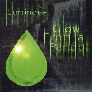 Glow from a Peridot