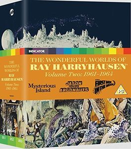 The Wonderful Worlds of Ray Harryhausen: Volume Two: 1961-1966 [Import]