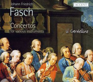 Concertos for Various Instruments