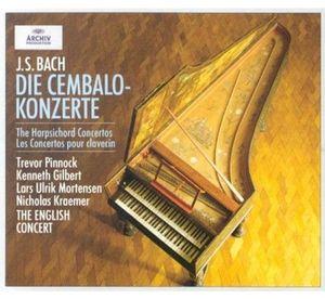 Bach: Harpsichord Concertos