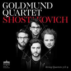 String Quartets 3 & 9