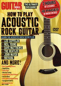 How to Play Acoustic Rock Guitar