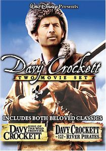 Davy Crockett, King of the Wild Frontier /  Davy Crockett and the River Pirates