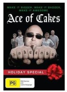 Ace of Cakes-Holiday Special [Import]