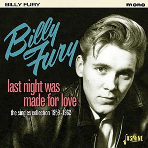 Last Night Was Made for Love-1959-1962 [Import]