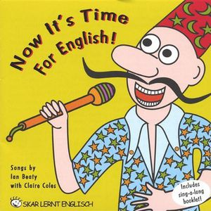 Now It's Time for English
