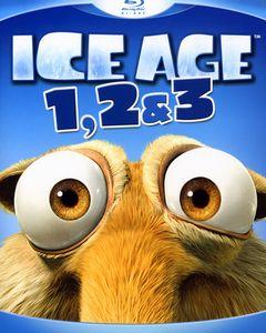 Ice Age 1 2 & 3