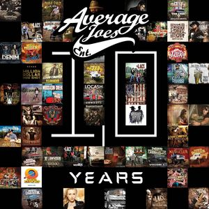 Average Joes: 10 Years (Various Artists) , Various Artists