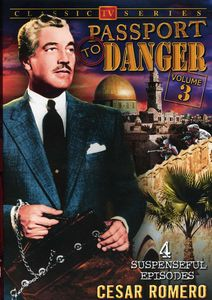 Passport to Danger: Volume 3