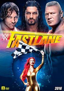 WWE Fast Lane 2016