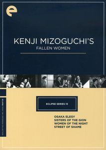 Criterion Collection: Kenji Mizoguchi's Fallen Women [Black & White][Subtitled] [4 Discs]