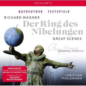 Der Ring Des Nibelungen - Great Scenes