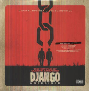 Quentin Tarantino'S Django Unchained (Original Soundtrack) [Explicit Content]