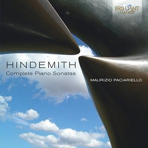 Hindemith: Complete Piano Sonatas