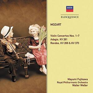 Mozart: Violin Concertos 1-7 Etc.