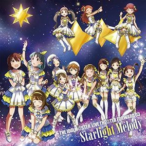 Idolm@Ster Live The@Ter Forwa 0303 Starlight (Original Soundtrack) [Import]
