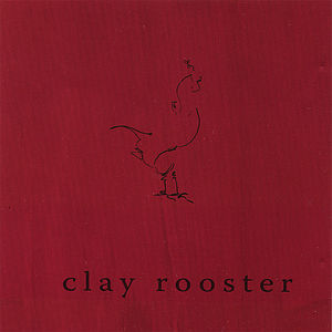 Clay Rooster