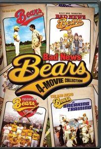Bad News Bears 4-Movie Collection