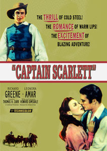 Captain Scarlett