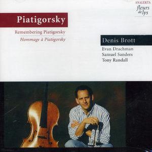 Hommage a Piatigorsky