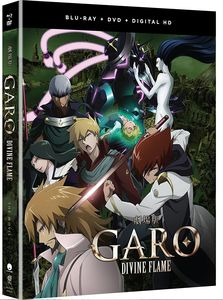 Garo The Movie: Divine Flame