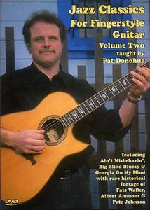 Jazz Classics for Fingerstyle Guitar: Volume 2