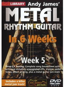 Methal Rhythm Guitar in 6 Weeks 5