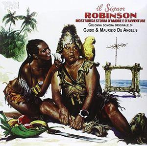 Il Signor Robinson Mostruosa Storia D'Amore E [Import]