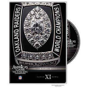 Oakland Raiders Super Bowl 11