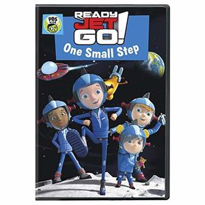 Ready Jet Go: One Small Step