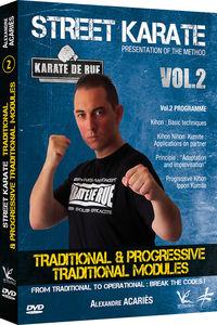 Street Karate, Vol. 2: Traditional & Progressive Modules