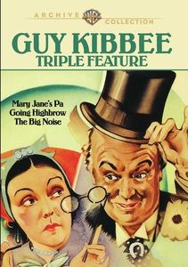 Guy Kibbee Triple Feature