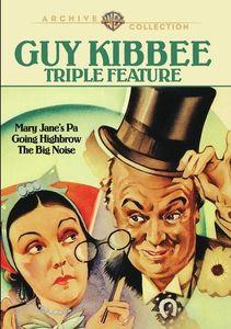 Guy Kibbee Triple Feature