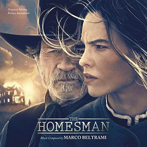 The Homesman (Score) (Original Soundtrack)