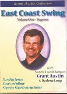 East Coast Swing With Grant Austin, Vol. 1, Beginner