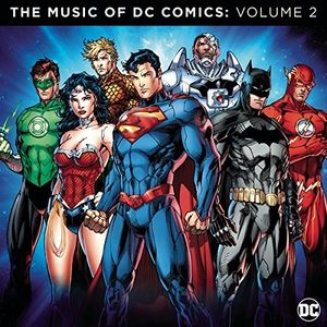 The Music of DC Comics: Volume 2 [Import]