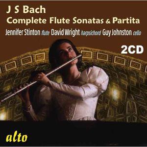 Complete Flute Sonatas & Partita