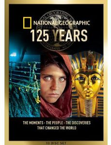 Nat'l Geo: 125 Years DVD Collection