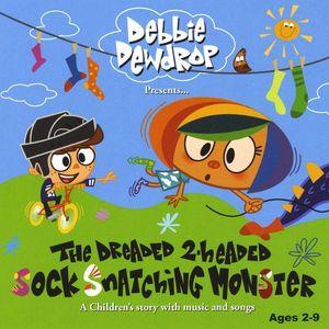 Dreaded 2-Headed Sock Snatching Monster