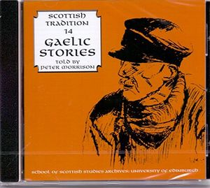 Gaelic Stories Told By Peter Morton [Import]