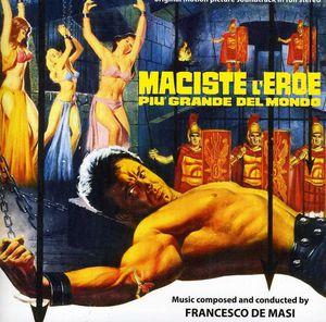 MacIste, L'Eroe Più Grande Del Mondo (Goliath and the Sins of Babylon) (Original Motion Picture Soundtrack)