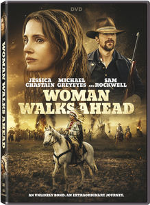 Woman Walks Ahead , Jessica Chastain