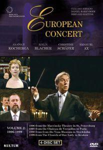 European Concert 2: 1996-1999