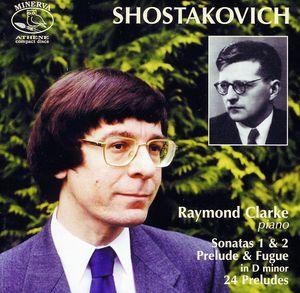 24 Preludes Op 34 /  Piano Sonato 1 Op 12