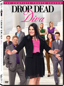 Drop Dead Diva: The Complete Fourth Season