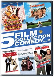 5 Film Classic Comedy Collection, Vol. 2